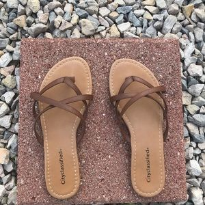 Size 8 Cityclassified Sandals